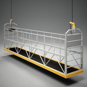 Best Safety zlp630 Window Cleaning Platform / cradles with LTD5 , LTD8 Electric hoists wholesale