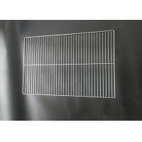 Best Polishing Rectangle Wire Mesh Tray Oven Grid Wire Baking Cooling Rack wholesale