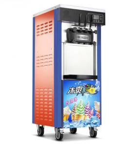 Best 2.2kw Power Food Industry Machines Commercial Vertical Ice Cream Machine wholesale
