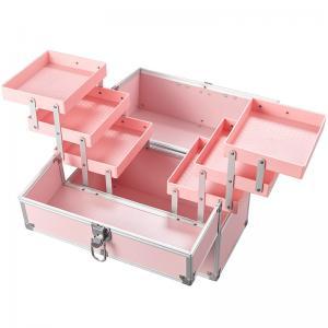 Best Professional aluminum makeup beauty case wholesale