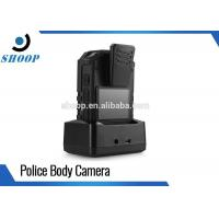 Best IP67 GPS 21MP Police Wearing Body Cameras Ambarella A7LA55 Night Vision 5MP CMOS Sensor wholesale