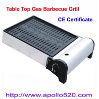 Cheap Table Top Gas Barbecue Grill for sale