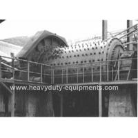 Best 210Kw Mining Industry Equipment Overflow Ball Mill 22Tonne With Gas Clutch wholesale