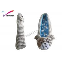 Best Cute cartoon warm Womens Novelty Slippers at home with PP cotton filled wholesale