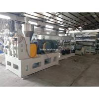 Best Computerized Polycarbonate Sheet Extrusion Line PC Acrylic Sheet Machine High Output Capacity wholesale