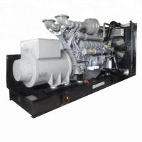 China 2250 Kva Perkins Electric Generators Open Type Closed Cycle Water-Cooled With Fan on sale