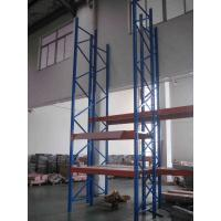 Best Heavy Duty Warehouse Storage Racks Stocking Iron Rack With Knockdown Structure wholesale