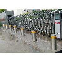 Best Hydraulic Driven Rise Retractable Bollard Solutions For Car Entry Control wholesale