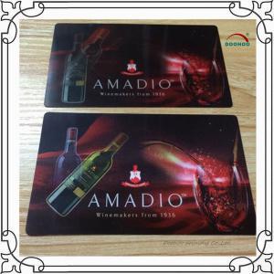 Best Eco-friendly 3D Lenticular Business Cards 0.6mm PET Pantone Color wholesale