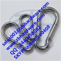 Best carabiner AISI 304/316 stainless steel snap hook spring snap hook wholesale