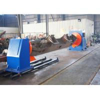 Best Head Tail Stock Pipe Welding Positioners For Special Workpiece Remote Hand Control wholesale