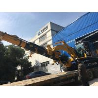 Buy cheap Rotary Hydraulic Piling Rig Machine With Monitor Depth Control System EU EN791 Safety product