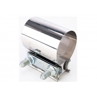 China Stainless Steel Exhaust Pipe Coupling Wide Band joint diameter 2 to 6 on sale