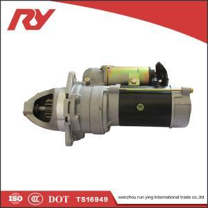 Cheap Road Roller Nikko Starter Motor Komatsu 600-813-4120 0-23000-1231 S6D105 PC200-3 for sale