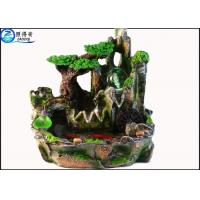 Best Rockery Fish Farming Water Features Home Arts And Crafts Recirculating and Humidification Effect wholesale