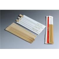 Best High End Natural Wood Chopsticks , Eco Friendly Non Toxic Chopsticks wholesale