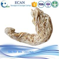 Best China 38/40 Caliber Good Quality Natural Hog Sausage Casings,Salted Sausage Casing 40/42 wholesale