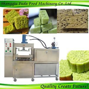 Best Cookies making machine Thai green bean cookies machine wholesale