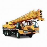 Best Crane, Crane Trucks with 3-section Telescopic Boom and 16.98m Maximum Lifting Height wholesale