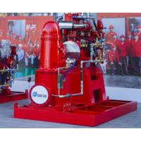 Buy cheap 50Hz / 60Hz Vertical Jockey Pump Fire Protection With Controller , Stainless from wholesalers