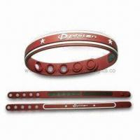 Best Power Balance, Bracelet for Promotion, Gift, Healthy to Your Body, Customers Logo Available wholesale