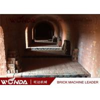 Best Durable Hoffman Brick Tunnel Kiln High Extrusive Pressure Produce Solid Bricks wholesale
