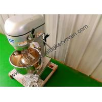 Best Electric Professional Bread Dough Mixer 3 Level Speed 1 Phase wholesale