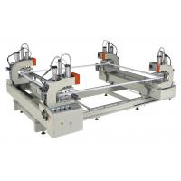Best Stable operation UPVC Window Machine , CNC Horizontal Four Point Welding Machine wholesale