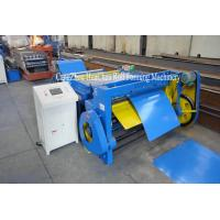 Best 3 Rows Metal Plate Cutting Machine Cut to Length Line Thickness 1 - 3mm wholesale