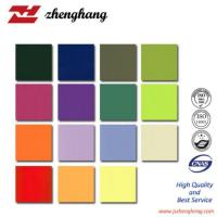 China High Pressure Laminate (solid Color Hpl) on sale