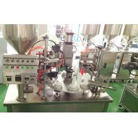 Best Semi Automatic Soft Tube Laminated Tube Filling Sealing Packaging Cosmetic Filling Machine wholesale