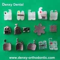 Buy cheap Denxy Dental Dentist products Orthodontic Bracket Dental Supplies Dental bracket product