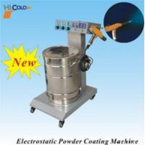 China China Super Electrostatic Powder Coating Equipment on sale