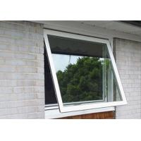 Best 1.6mm profile thickness white aluminum awning windows for commercial building wholesale