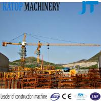 Best Low price factory supply 6t load TC5610 tower crane with CE wholesale