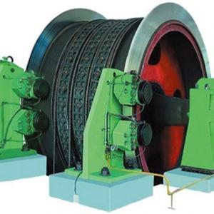 China Chain Heavy Duty Muliti Rope Friction Hoist on sale