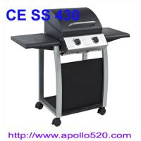 Best Portable Gas Grill with 2 folding tables wholesale
