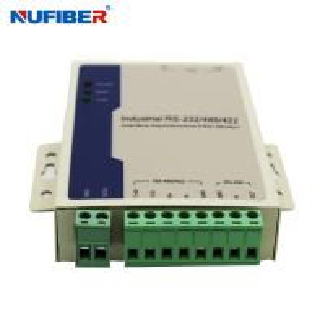 Best GM168SM-C20A/B RS485/422/232 to Fiber Serial Converter Single Fiber SM 1310nm/1550nm SC 20KM wholesale