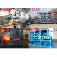 China Horizontal CCM Continuous Casting Machine With Low Energy Consumption on sale