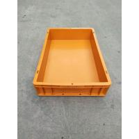 Buy cheap Virgin PP Or PE Euro Stacking Containers / Large Plastic Storage Boxes 600*400 from wholesalers