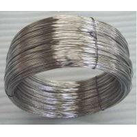 China ASTM Titanium / Titanium Alloy Wires Acid & Alkali Resistant For Industry Welding on sale