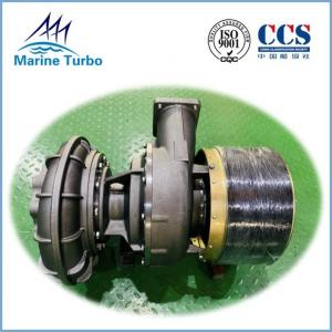 China High Pressure Ratio 5.0 Marine Turbocharger Complete In Oil Cooled on sale