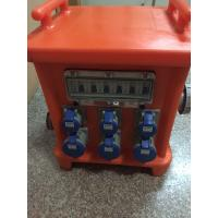 Best Weather Resistance Temporary Power Distribution Box, Portable Spider Power Box wholesale