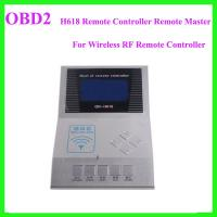Best H618 Remote Controller Remote Master For Wireless RF Remote Controller wholesale