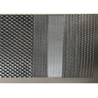 China 304 316L Stainless Steel Sintered Mesh Screen 1.2m X 1.2m High Mechanical Strength on sale