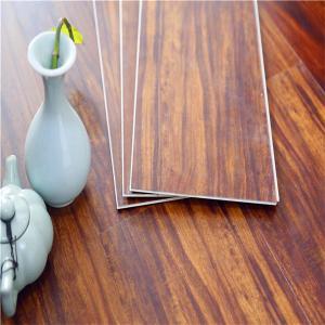 China Best Price Wood Look SPC Vinyl Flooring/click lock vinyl plank flooring From hanshan on sale