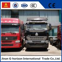 Best Prime Mover Truck 371HP Euro2 Standard Emission A7-G Cab truck head tractor truck wholesale