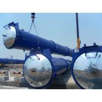 Best Industrial Insulated AAC Pressure Vessel Autoclave,Automatic Door Operator wholesale