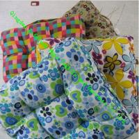 Best Indoor Dining Chair Cushions , Memory Foam Kitchen Chair Pads With Ties wholesale