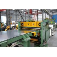 China 400 Mm - 2000 Mm Width Cut To Length Line Machine With Hydraulic Control on sale